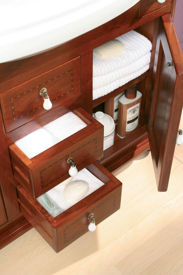Arredo bagno classico tintoretto - Arredamento bagno classico ...