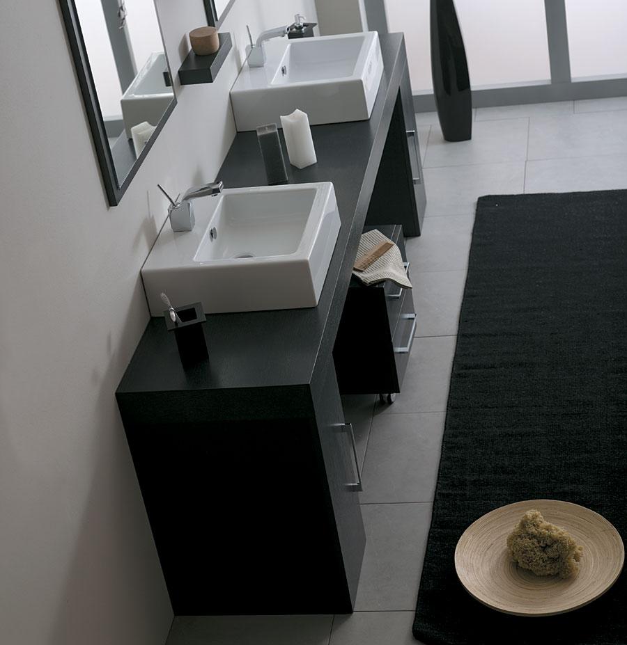 Mobile bagno componibile relax 10 for Componibile bagno