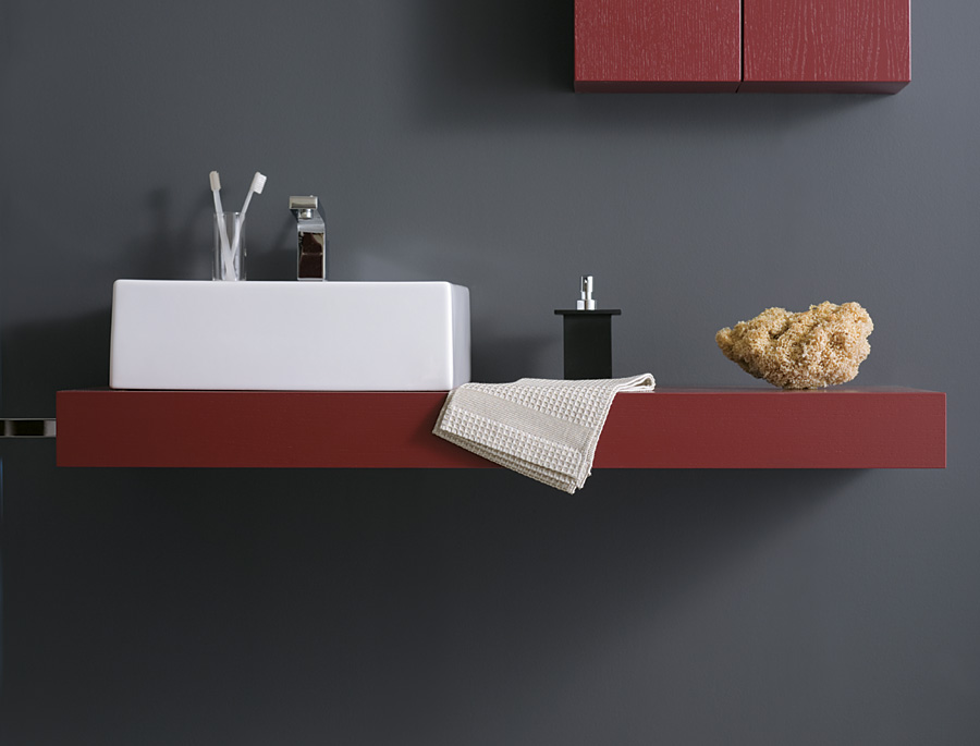 Piano bagno per lavabo top h10 cm - Lavelli da bagno ...
