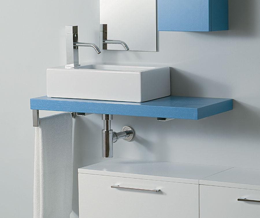 top su misura per lavabo h5 cm slim - Lavabo Per Top