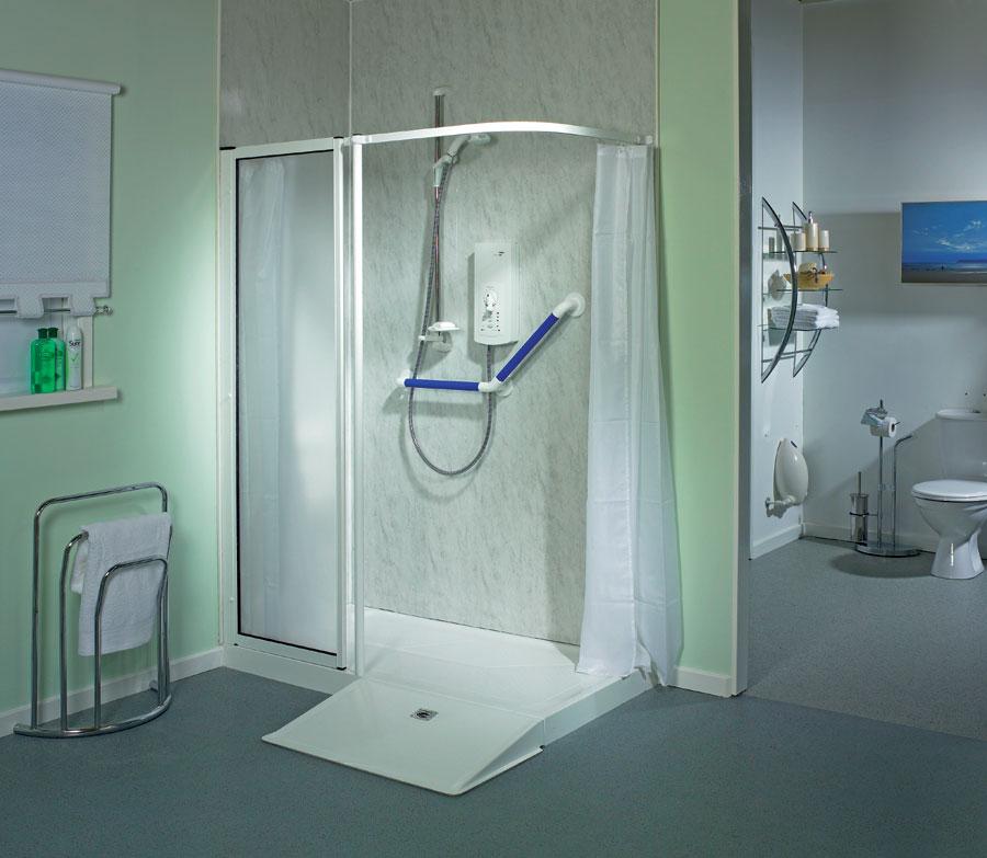 Doccia disabili dimensioni id es de design d 39 int rieur - Dimensioni piatto doccia rettangolare ...