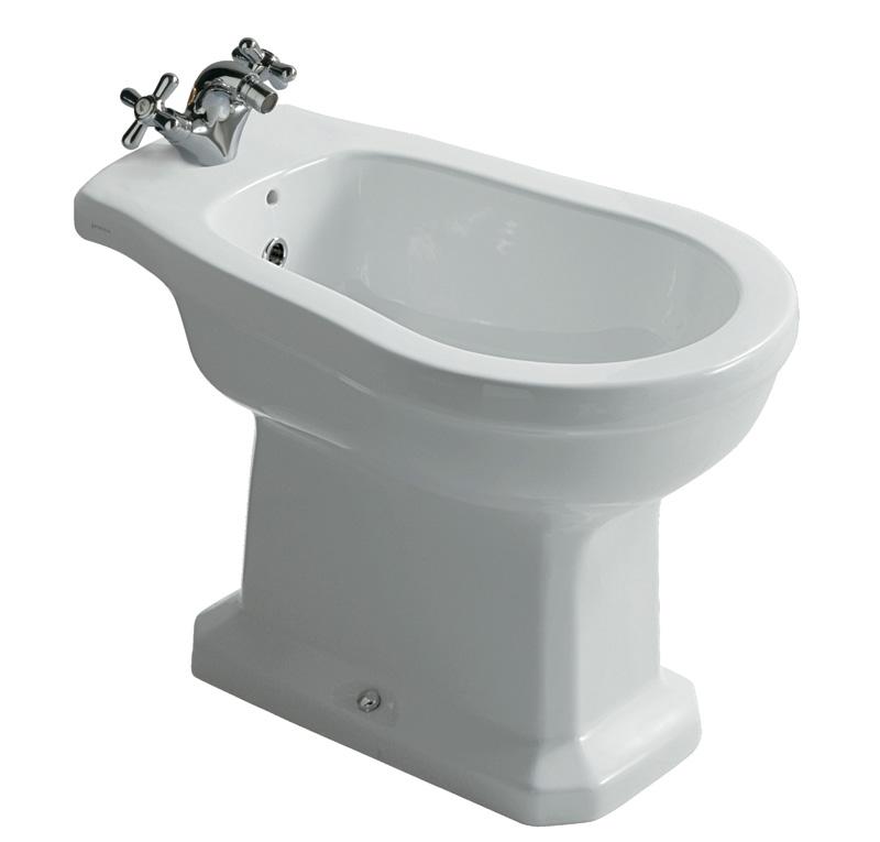 Bidet a terra ethos - Costo sanitari bagno ...