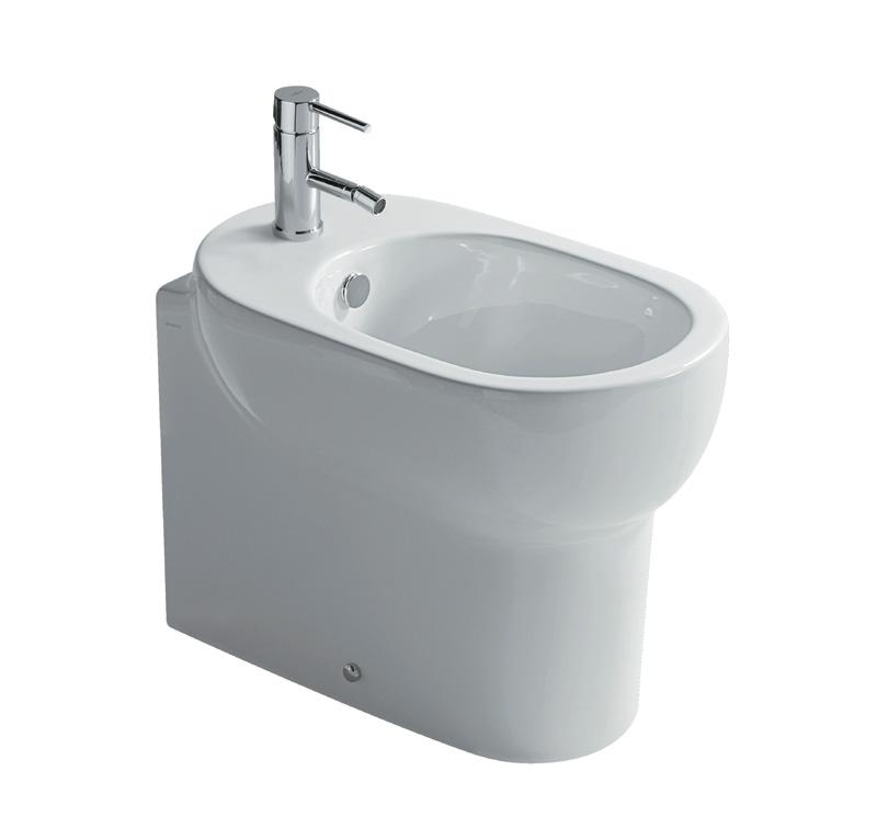 Bagno monoblocco m2 con lavabo