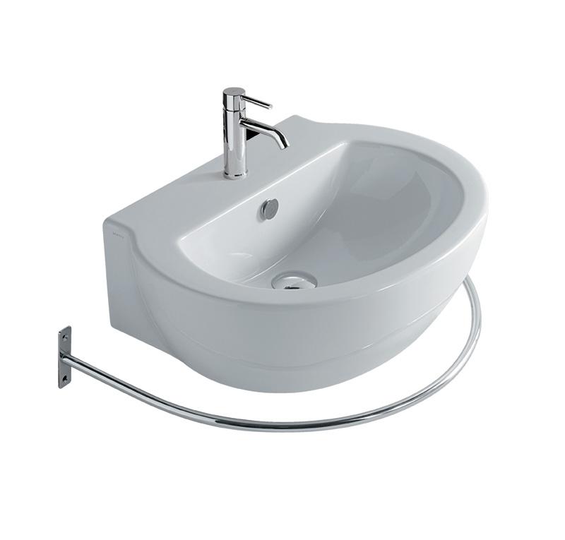 Lavabo sospeso el1 2 sanitari - Costo sanitari bagno completo ...