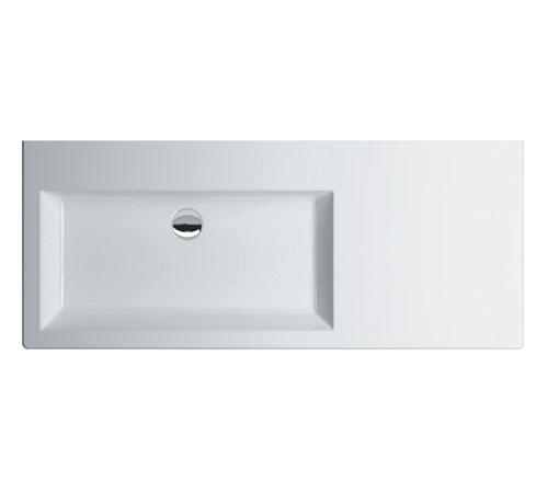 lavabo 120 rettangolare thin. Black Bedroom Furniture Sets. Home Design Ideas