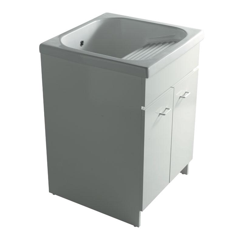 Mobile per lavatoio osiride 60 for Lavatoio per lavanderia ikea