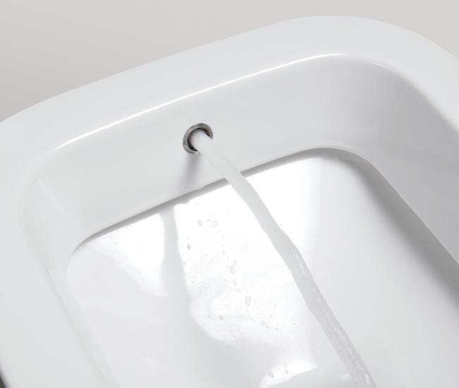 Vaso bidet sospeso tulip fusion - Costo water bagno ...