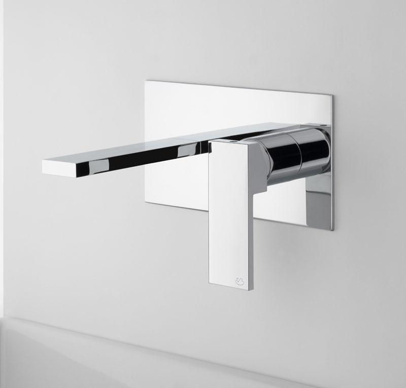 Miscelatore lavabo incasso rubacuori - Rubinetto a parete bagno ...