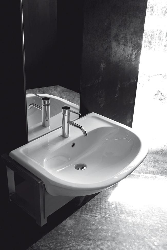 Lavabo semincasso krio - Lavabo bagno semincasso ...