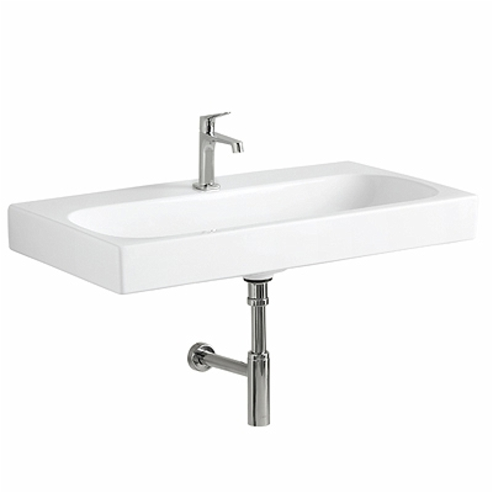 lavabo sospeso appoggio citterio 90 cm. Black Bedroom Furniture Sets. Home Design Ideas