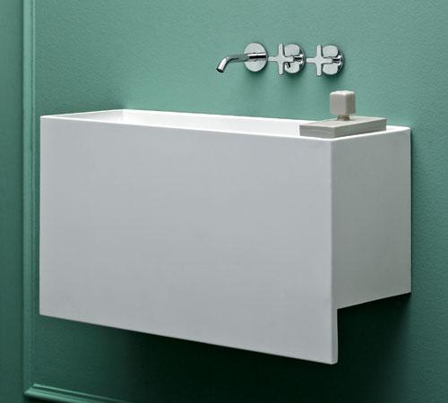 lavabo 80 x 30 cm pool. Black Bedroom Furniture Sets. Home Design Ideas