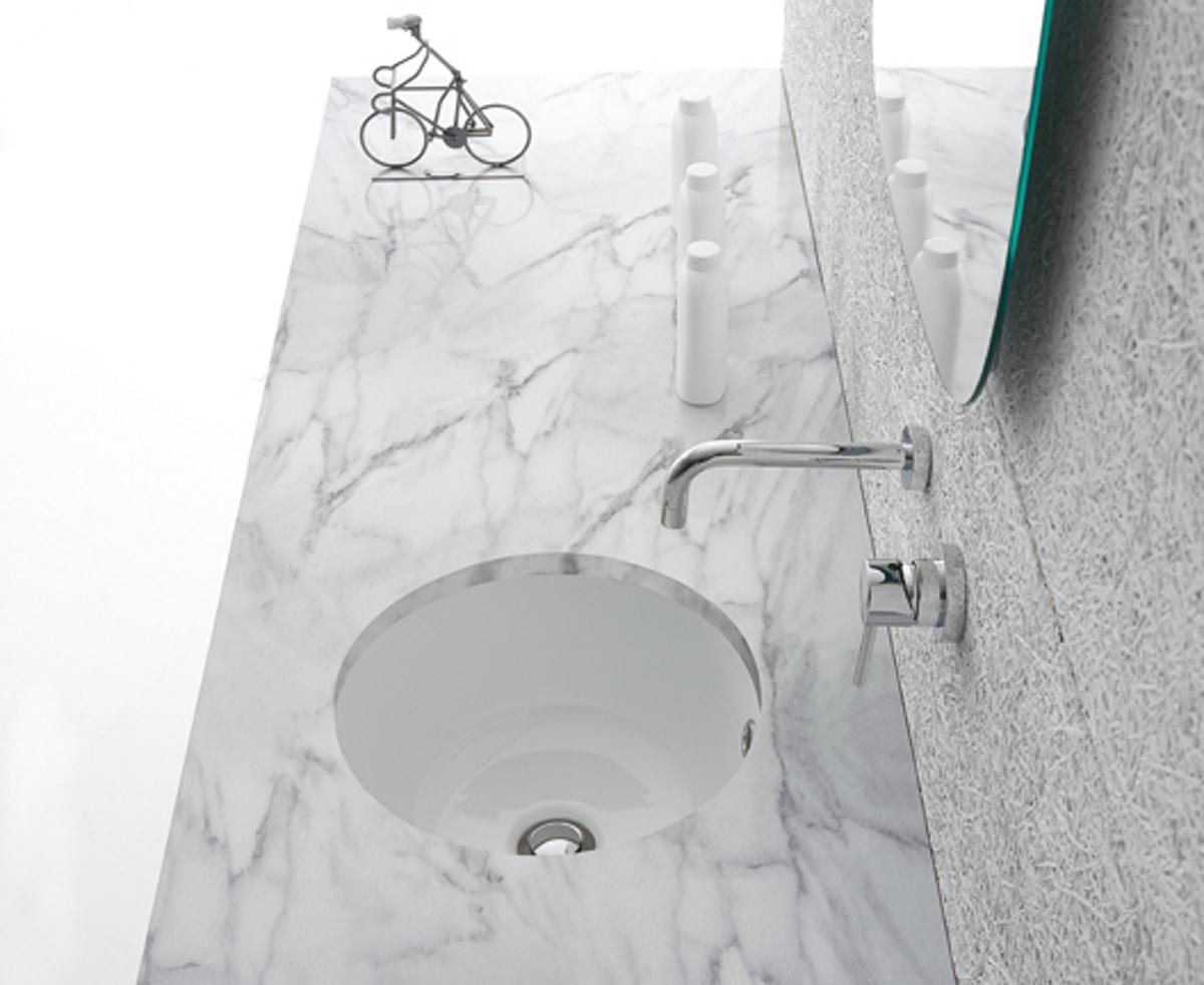 lavabo sottopiano 40 cm genesis. Black Bedroom Furniture Sets. Home Design Ideas
