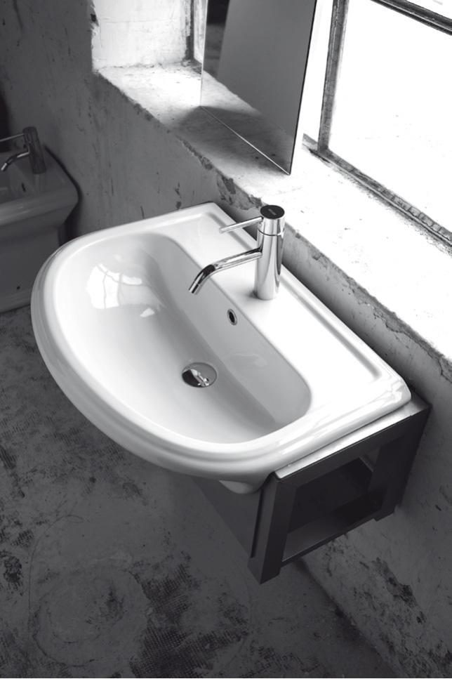 Lavabo semincasso valentina - Lavabo bagno semincasso ...