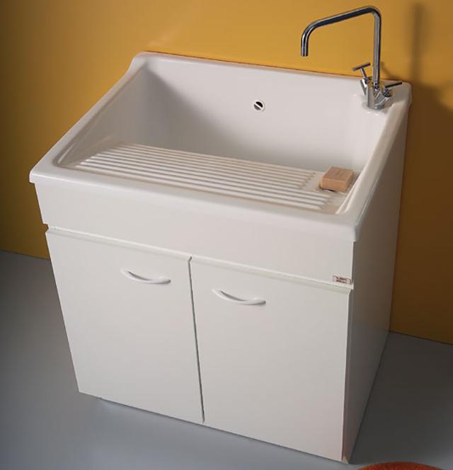 Lavatoio 74x60 cm lady - Mobile lavatoio ...