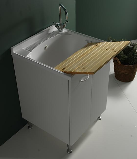 Lavatoio Per Lavanderia Prezzi.Lavatoio Per Lavanderia Lady 45x60