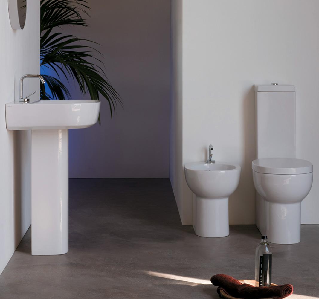 bagno monoblocco m2 con lavabo - Galassia Arredo Bagno