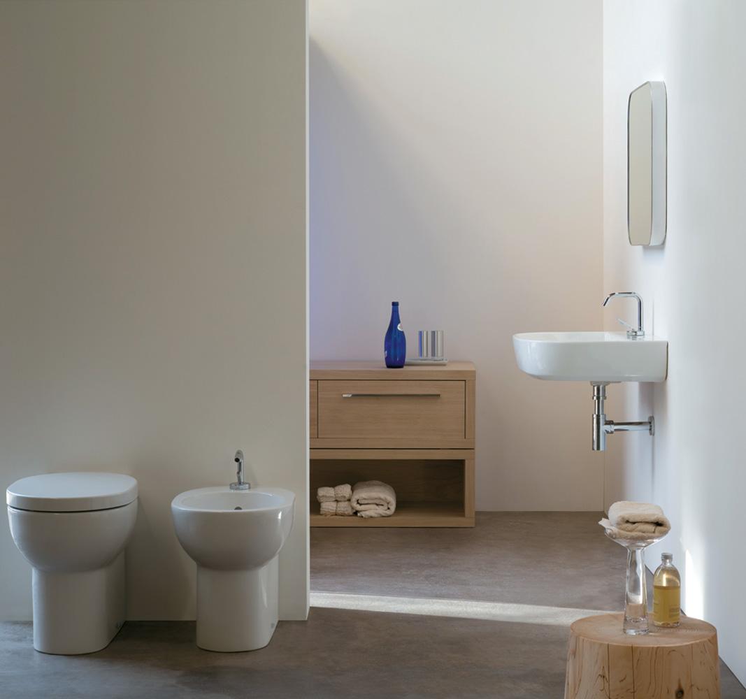 Sanitari bagno m2 50 lavabo 60 sospeso - Costo sanitari bagno completo ...