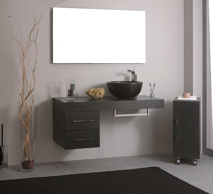Arredo bagno classic con colonna for Arredo bagno colonna