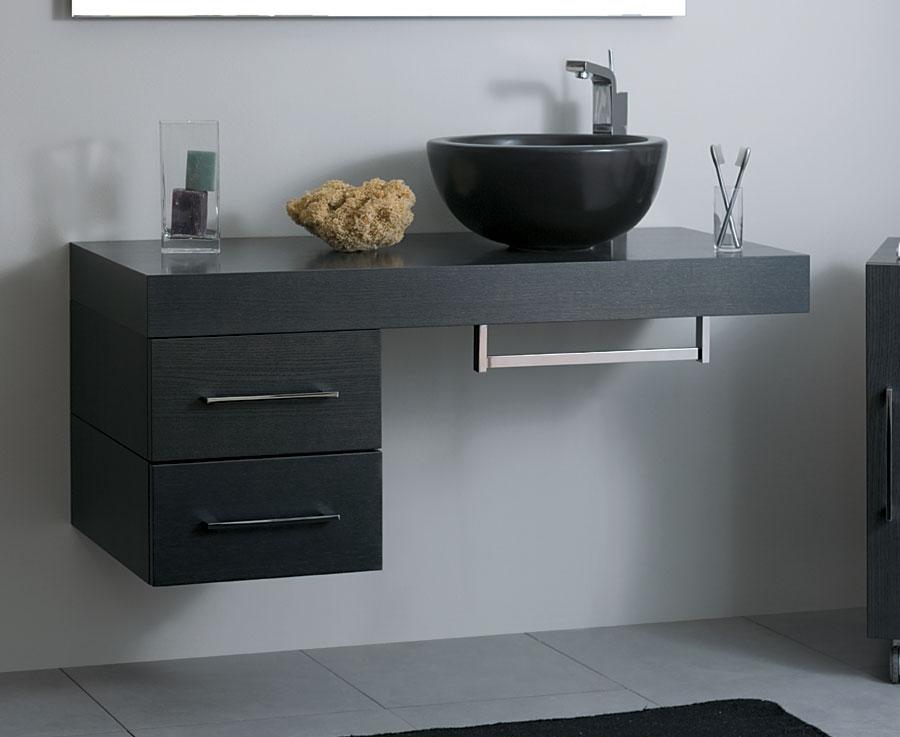 Top bagno h10 con 2 cassetti - Top lavabo bagno ...