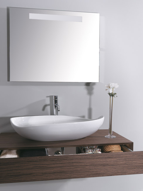 Mensola minimal h15 cm for Minimal home mobili