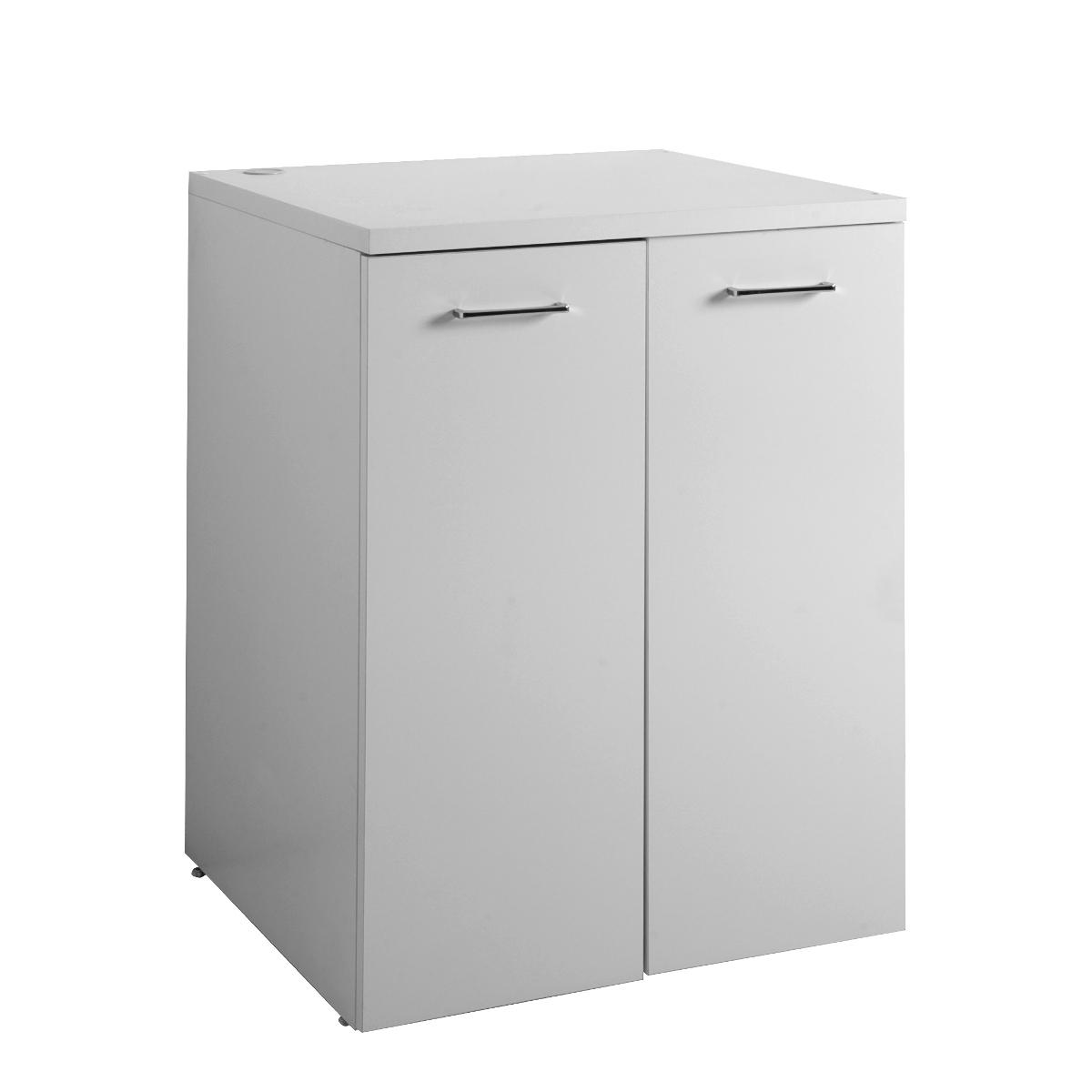 Mobile base contenitore lavatrice/asciugatrice 70x66x91 Wash