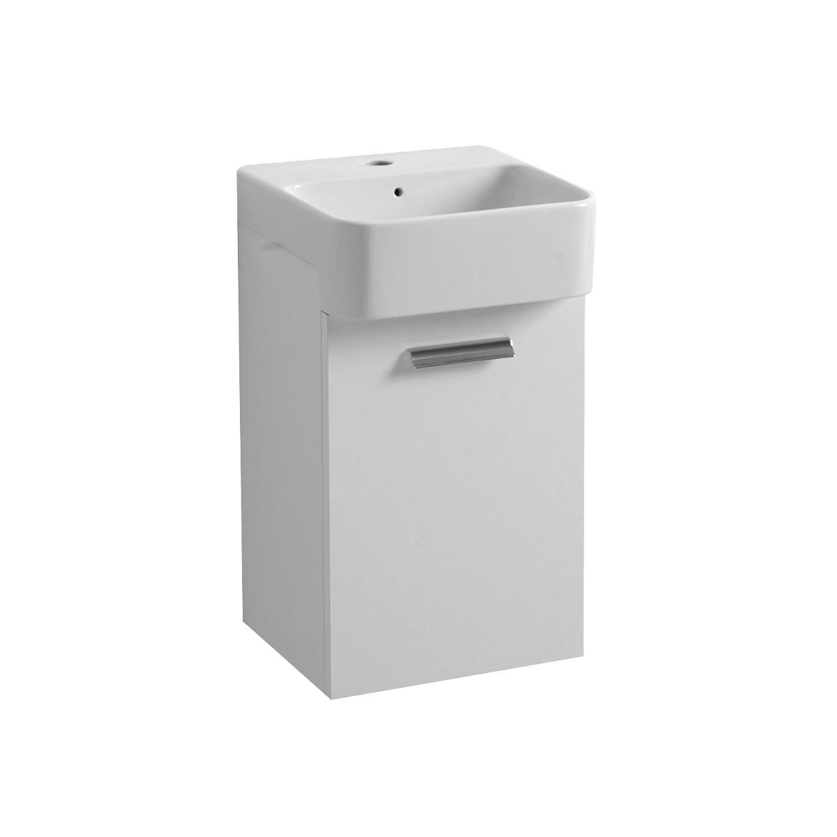 Mobiletto sospeso con lavatoio 45x35x60 mini - Pilozzo esterno ...
