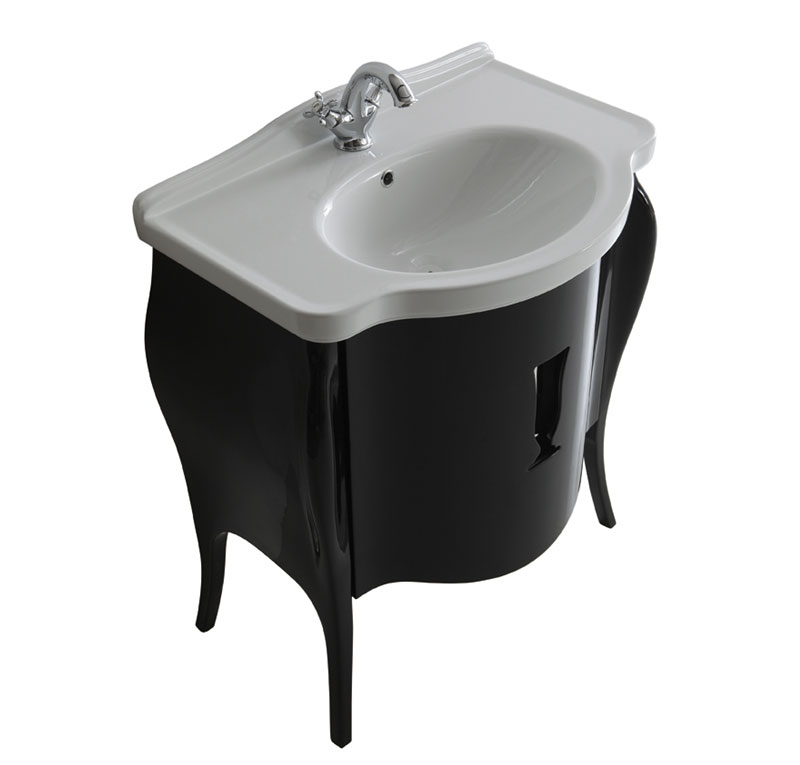 Mobile con lavabo 75 Ethos