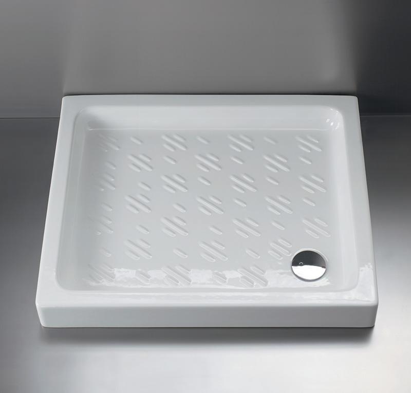 Ceramica Galassia Piatti Doccia.Piatto Doccia In Ceramica 70x85 Nibbio