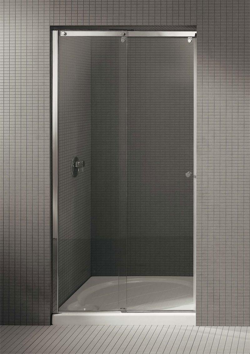 Box doccia nicchia porta box doccia nicchia scorrevole - Doccia in nicchia ...