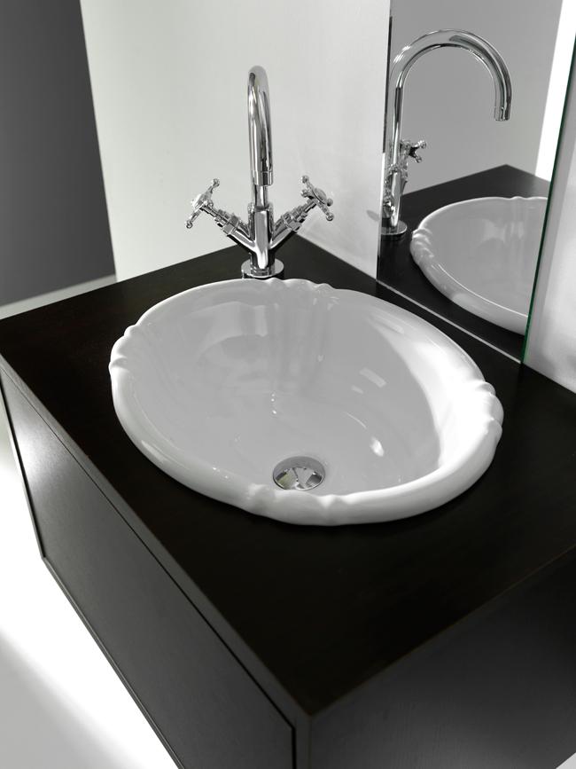 lavabi da incasso e da appoggio - bagni di Pozzi Ginori