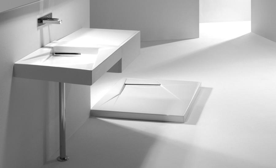 Lavandini Da Bagno Sospesi : Modelli di lavabo bagno sospeso dal design moderno mondodesign