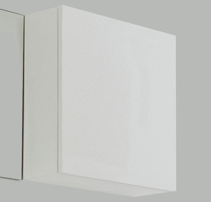 Pensile sospeso 40x40 Bianco