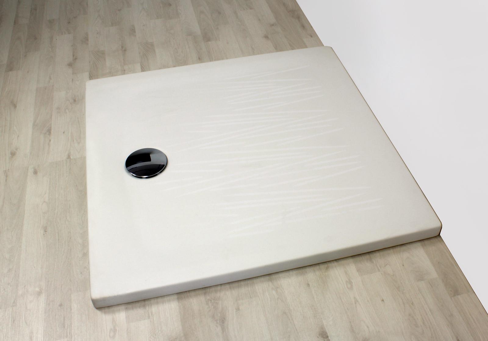 Piatto doccia Filo 90x90 bianco opaco