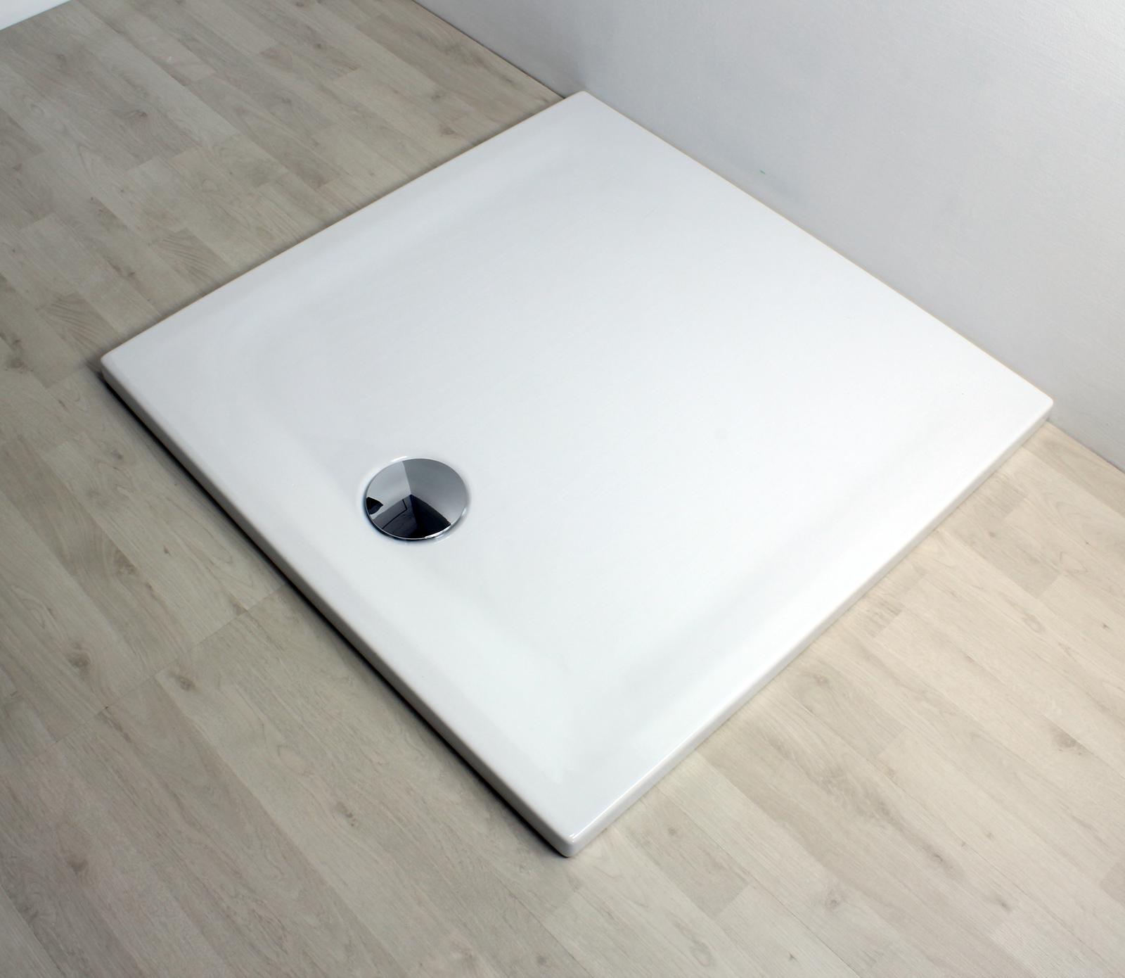 Piatto doccia filo 90x90 bianco - Piatto doccia a filo ...