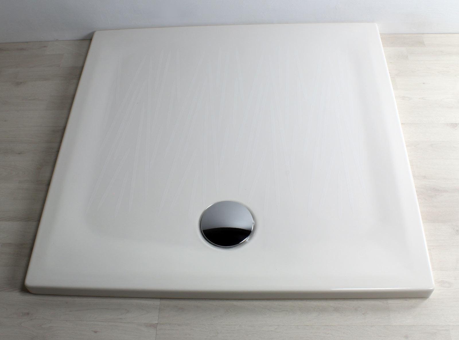 Piatto doccia filo 90x90 pergamon - Piatto doccia a filo ...