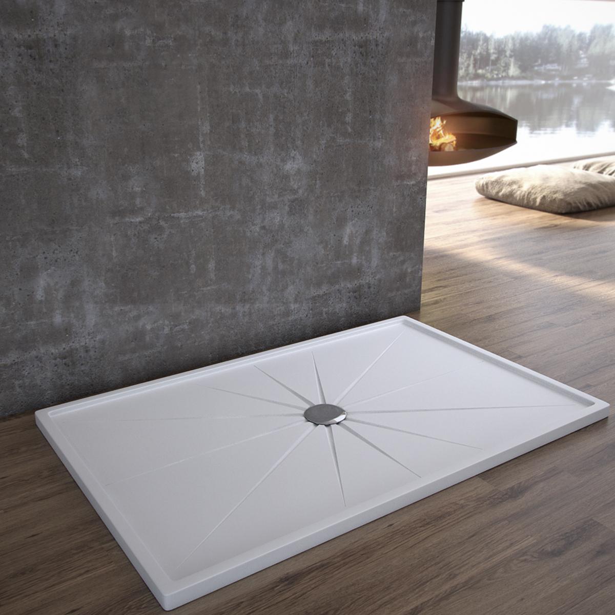 Piatto doccia picasso 130x80 - Grandezza piatto doccia ...