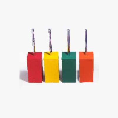 Porta scopino color - Scopini per bagno ...