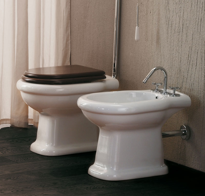 Sanitari bagno anni 50 for Sanitari bagno
