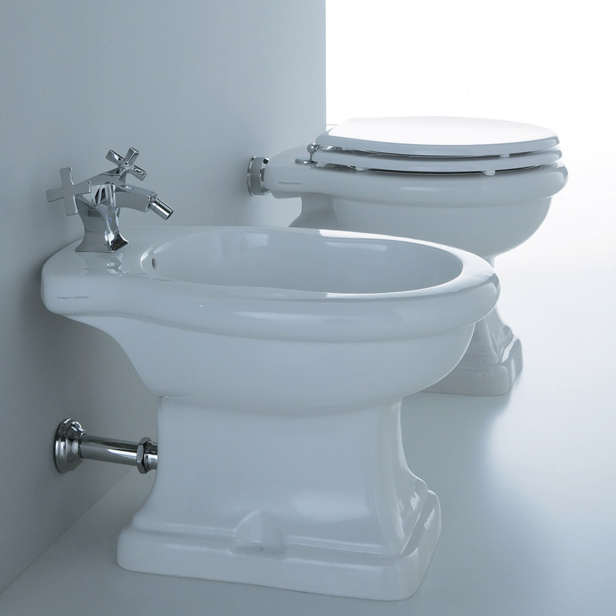 Sanitari bagno stile inglese paolina - Bagno in inglese ...