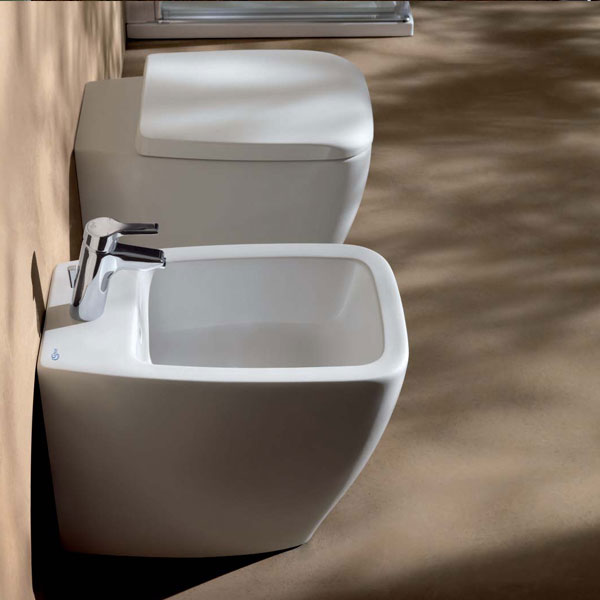 Sanitari filo muro ideal standard serie 21 - Sanitari bagno ideal standard ...