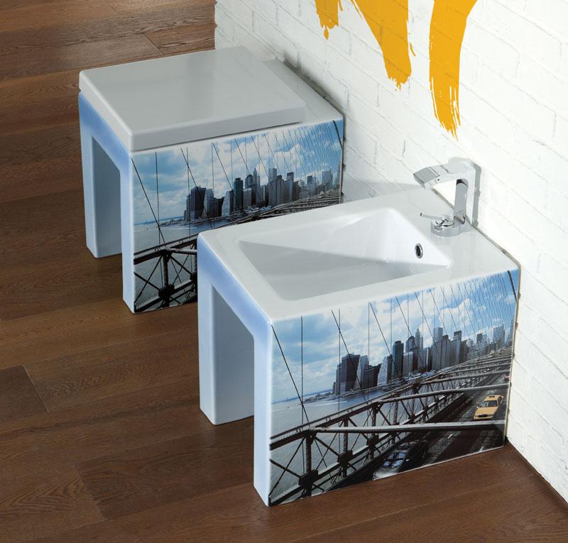 Sanitari bagno Metropolitan - New York