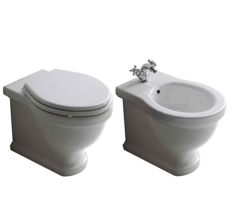 Sanitari bagno classici ethos for Galassia ceramica