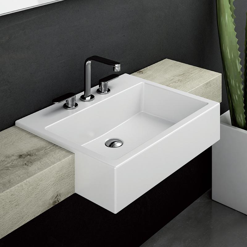 lavabo street 60 cm. Black Bedroom Furniture Sets. Home Design Ideas