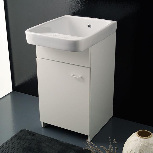 Mobile universale per lavatoio 60x45 lady for Lavello per lavanderia