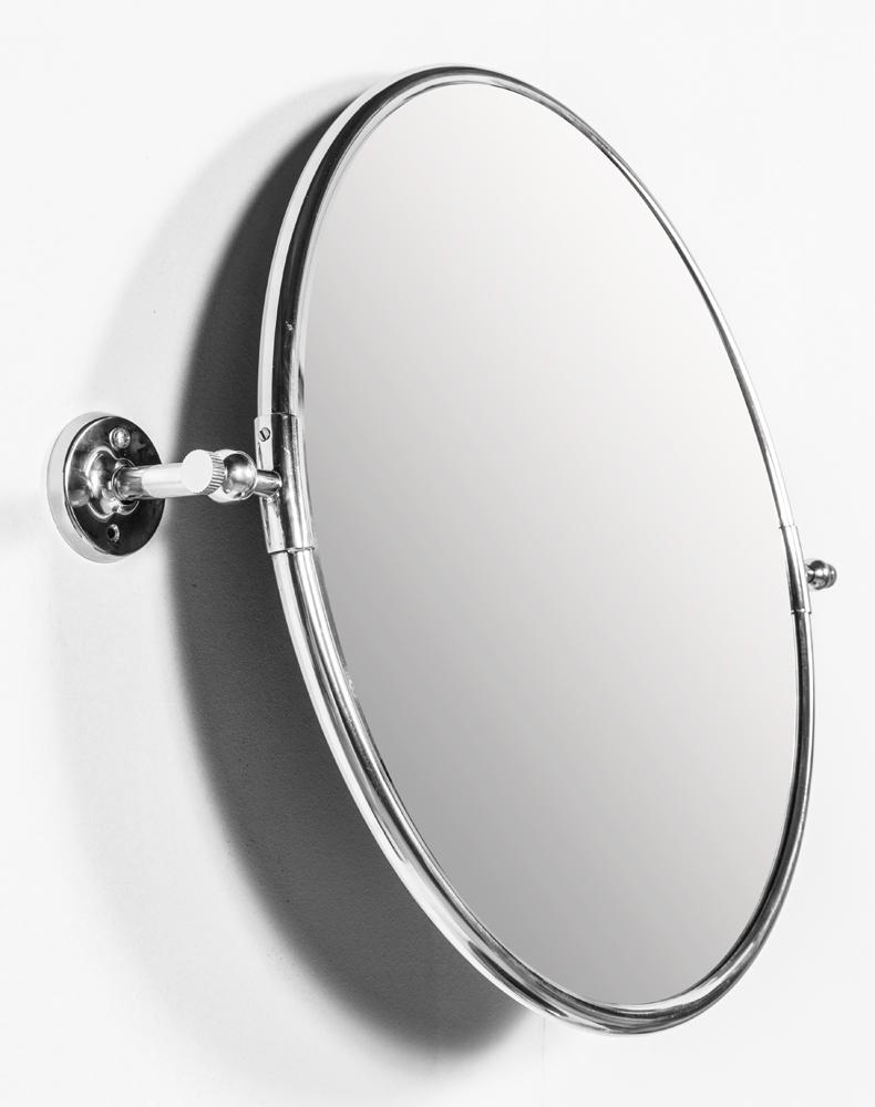 Specchio rotondo da bagno the club round 56 cm - Specchio rotondo ...