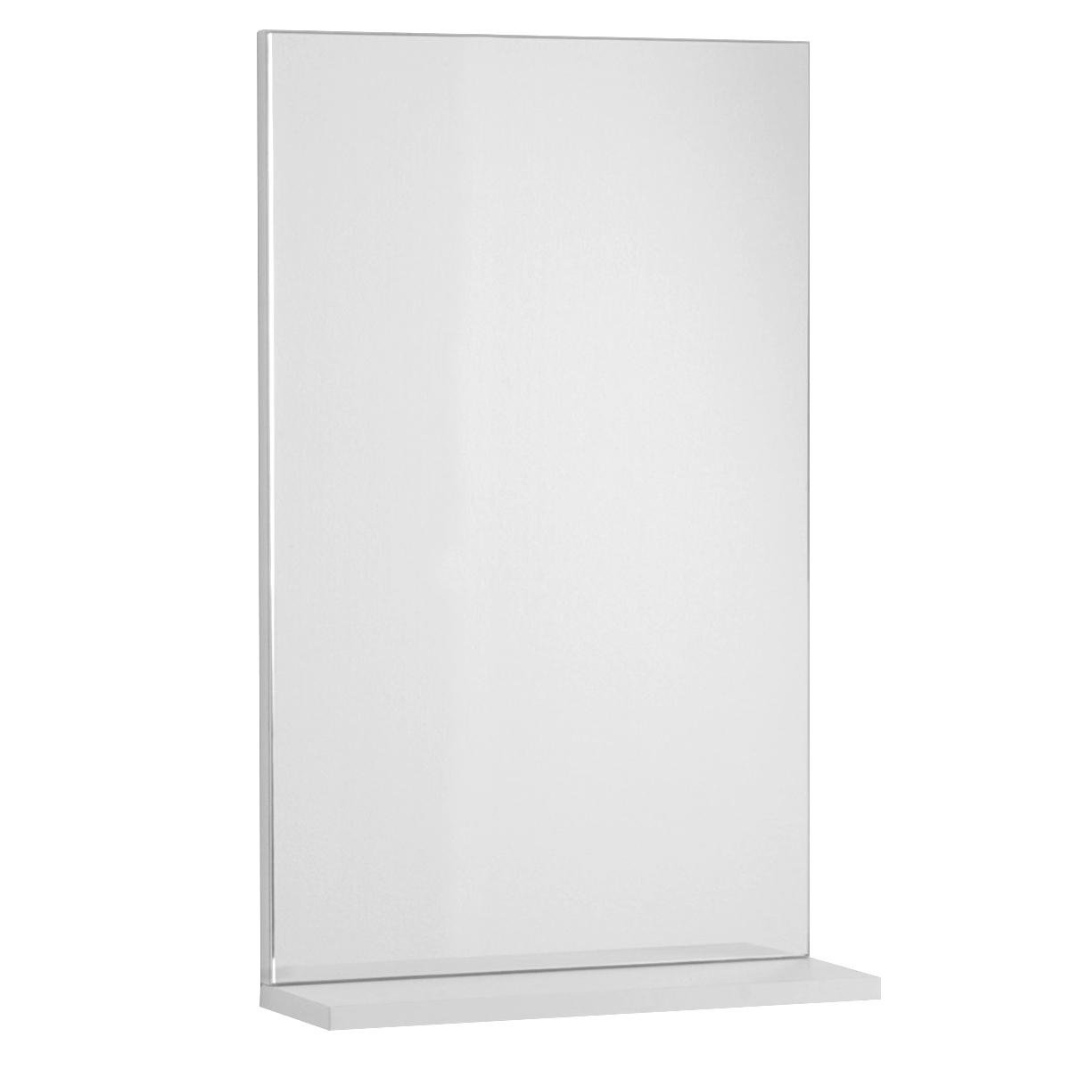 Specchio con mensola 45x14x70 jolly - Specchio con mensola bagno ...