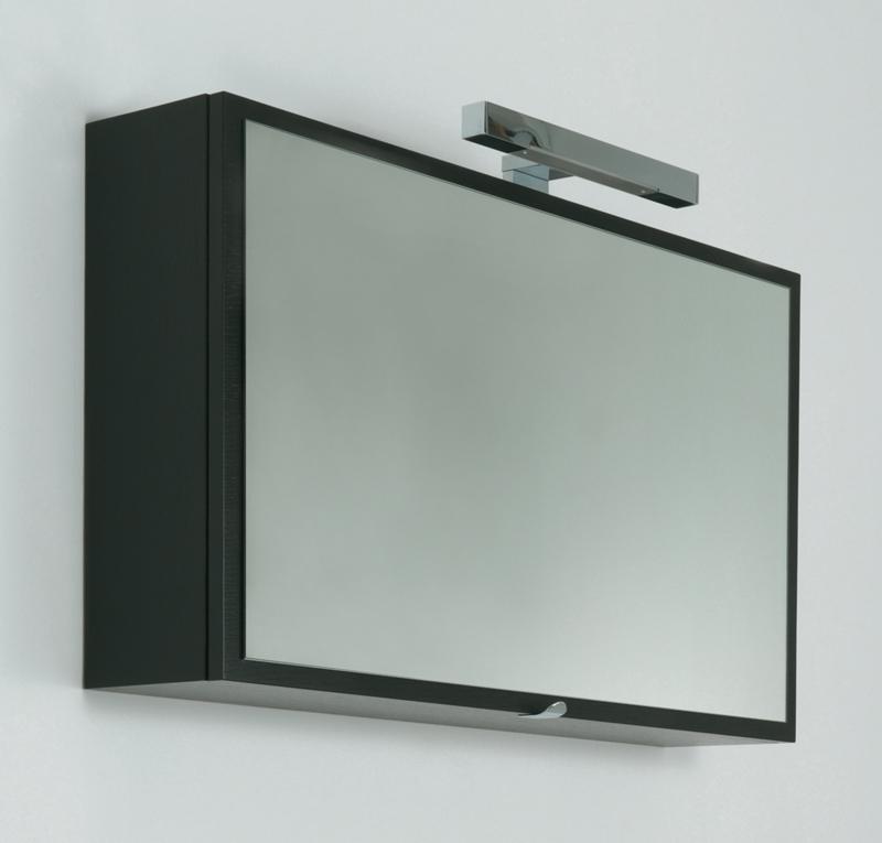 Specchio contenitore 80x50 cm - Specchio contenitore per bagno ...