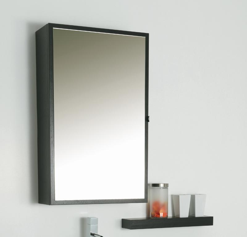 Specchio contenitore 50x80 cm - Specchio contenitore per bagno ...