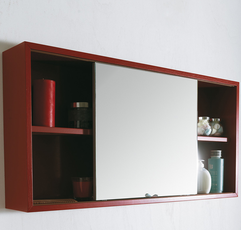Casa immobiliare accessori specchio contenitore - Specchio contenitore ikea ...