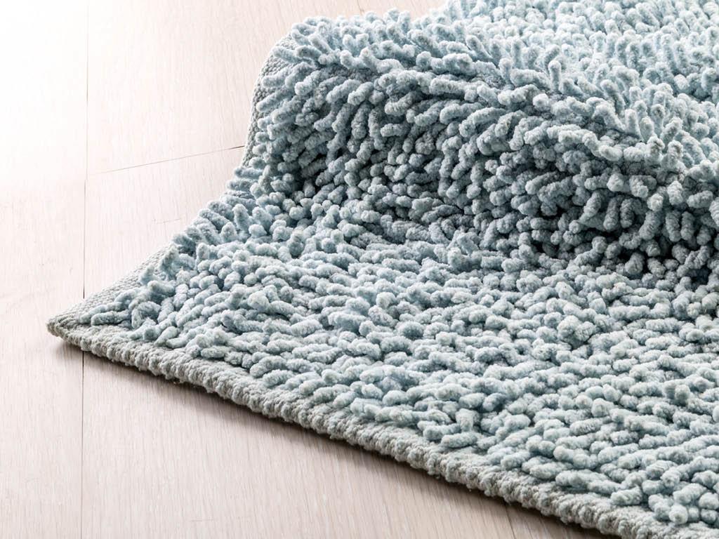 Tappeto bagno softy cielo 50x80